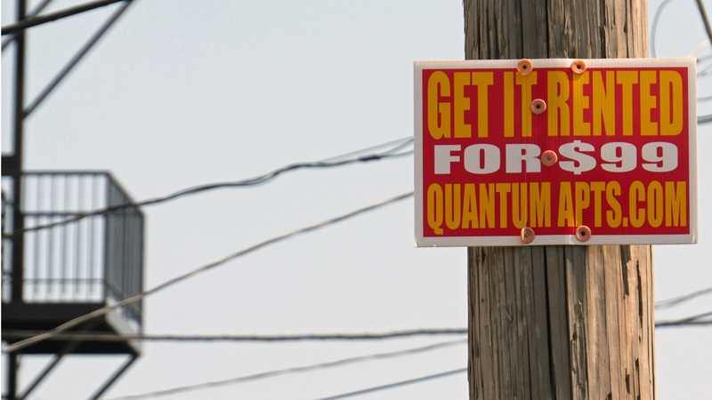Is Quantum Apartments vandalizing your neighborhood?
