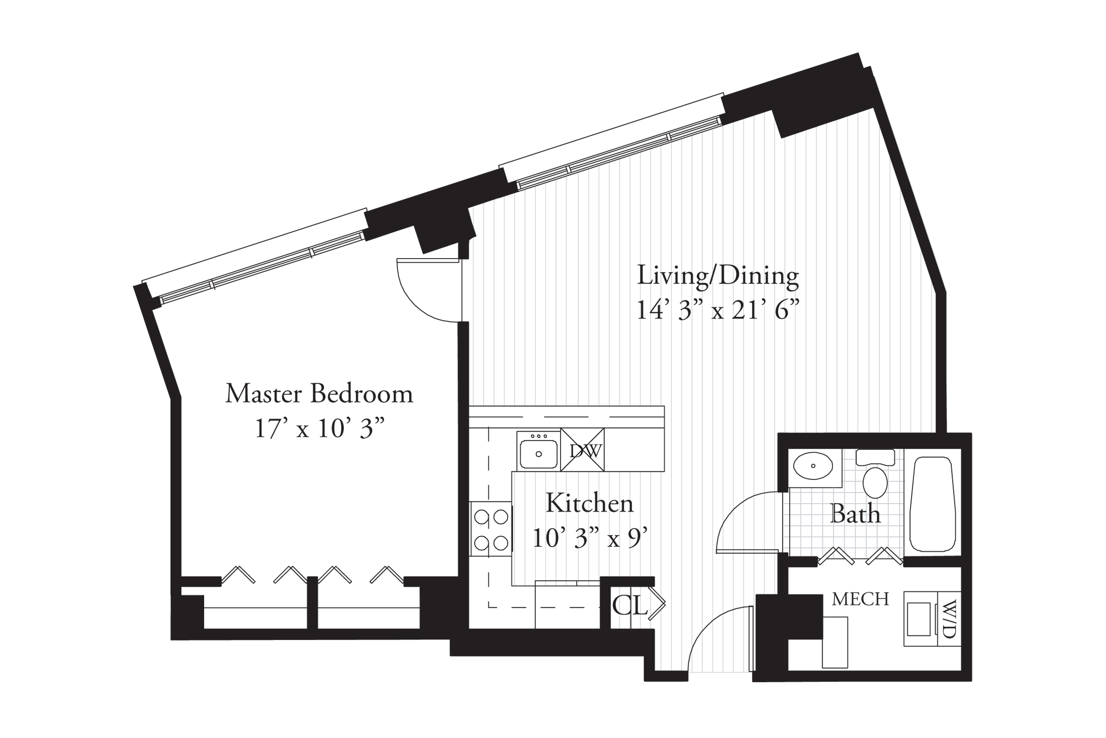 The cheapest loft in Chicago?