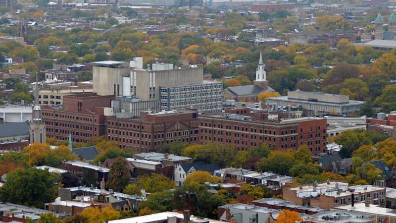 Children's Hospital site headed for the Plan Commission