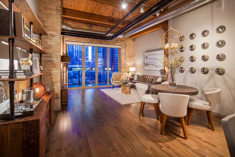Lofts at River East, Chicago