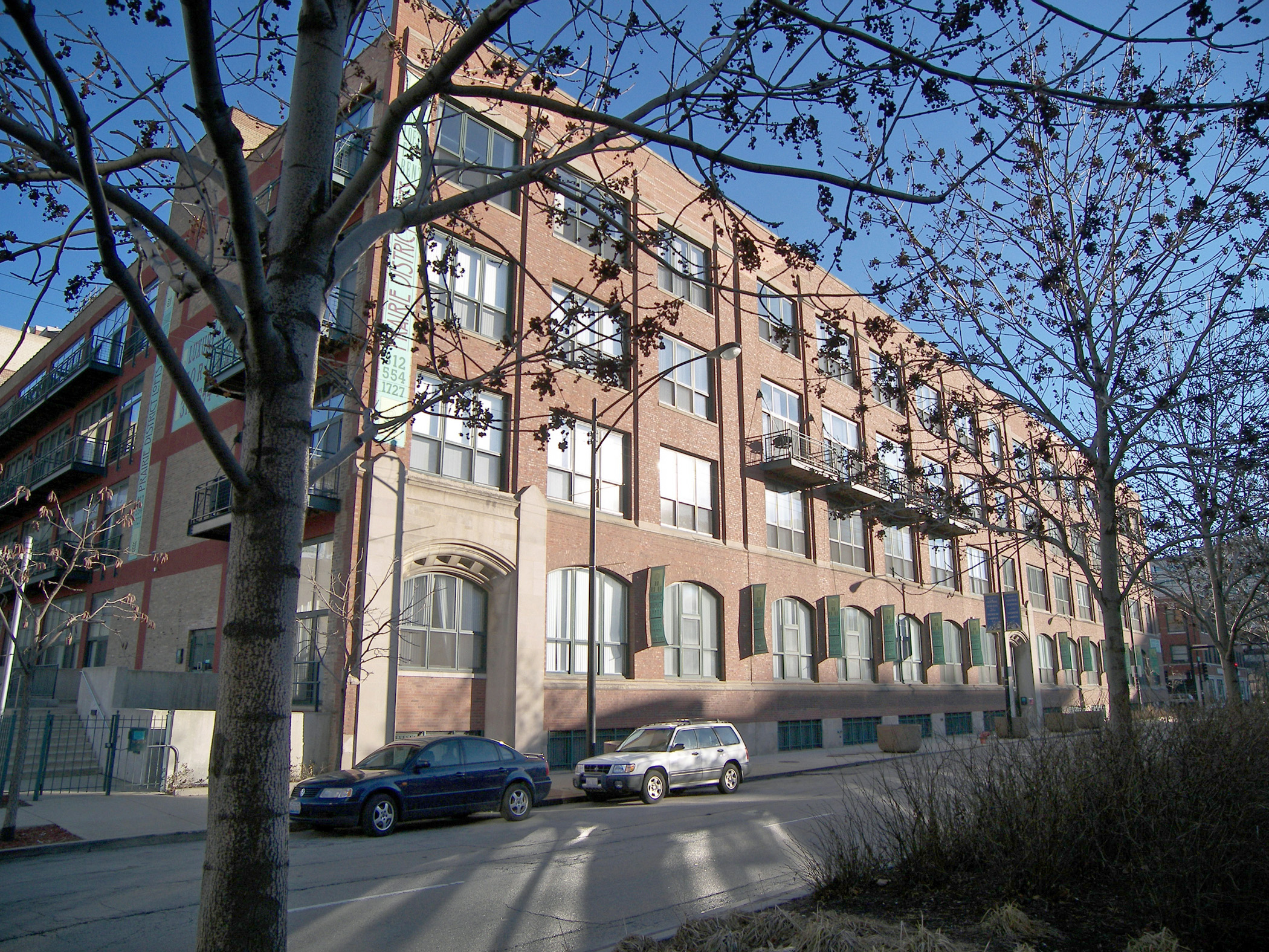 Prairie District Lofts, 1727 S Indiana Ave, Chicago