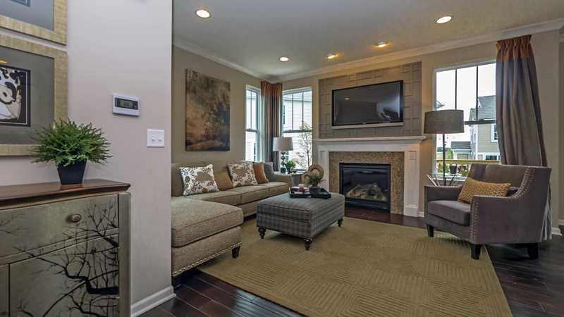 New models open at Lexington Hills townhomes in Palatine
