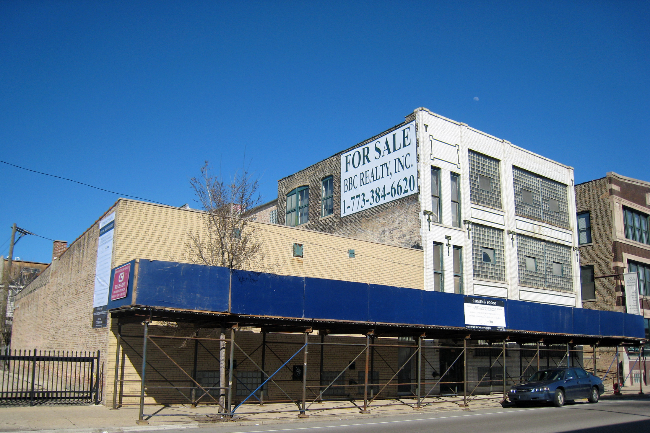 Lofts coming to 1739 N Milwaukee Ave