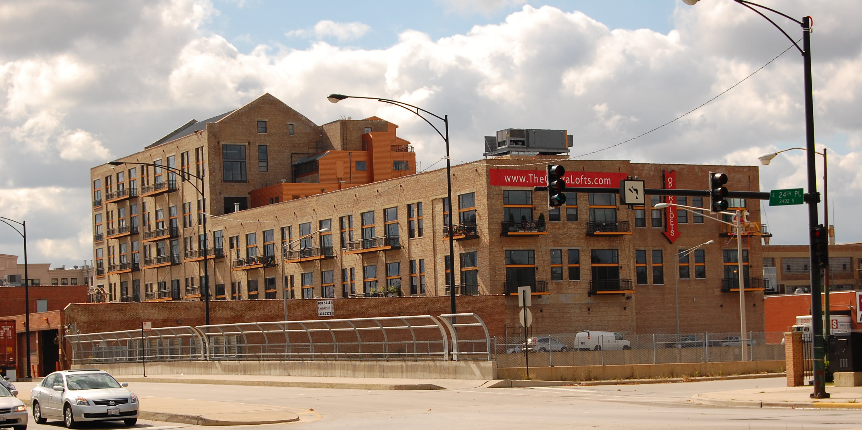 About one-third of Opera Lofts sold