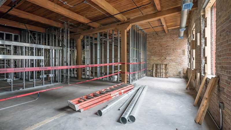 A first look inside The Lofts at River East in Streeterville