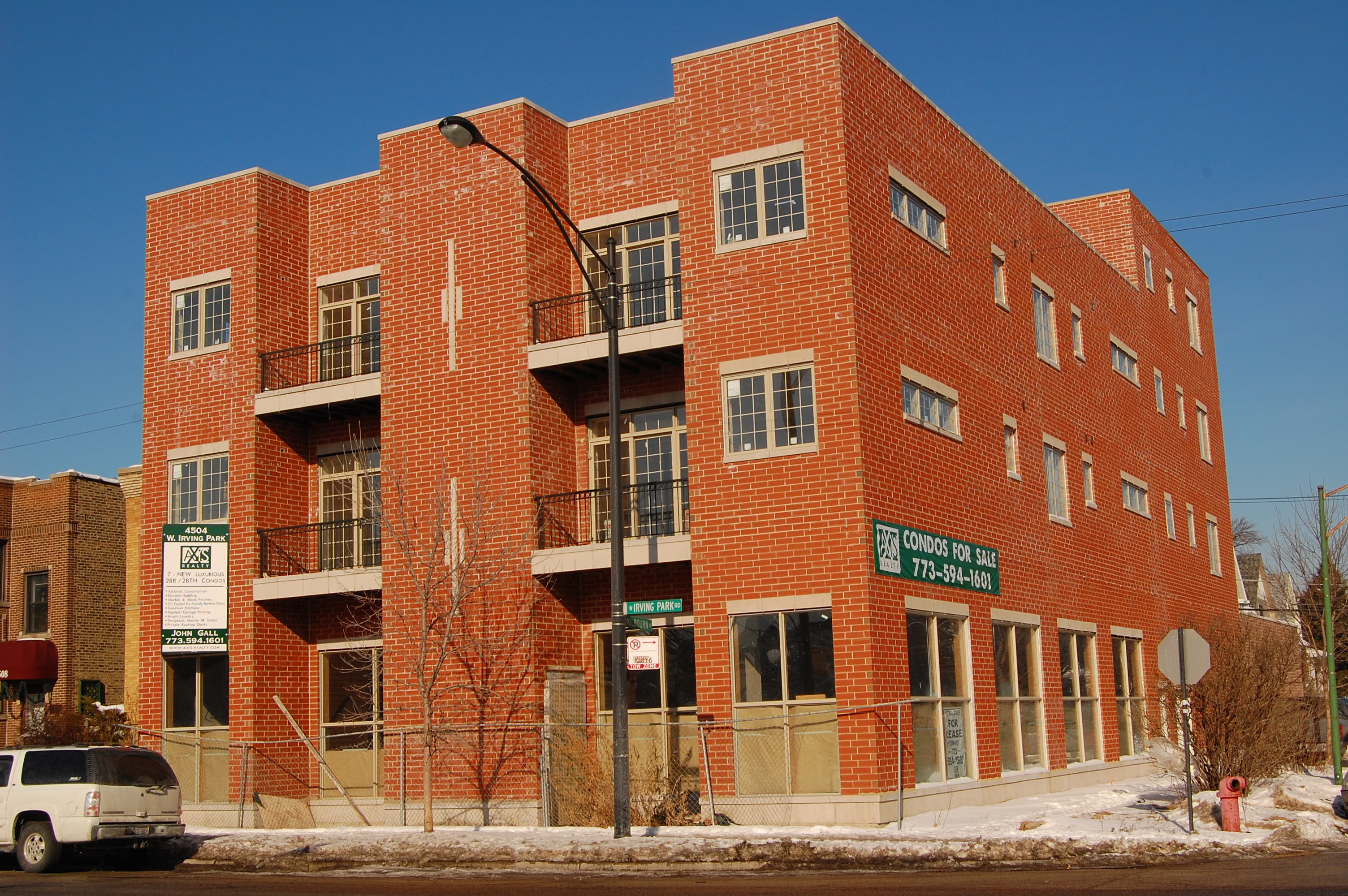 We love lists: New homes in Old Irving Park