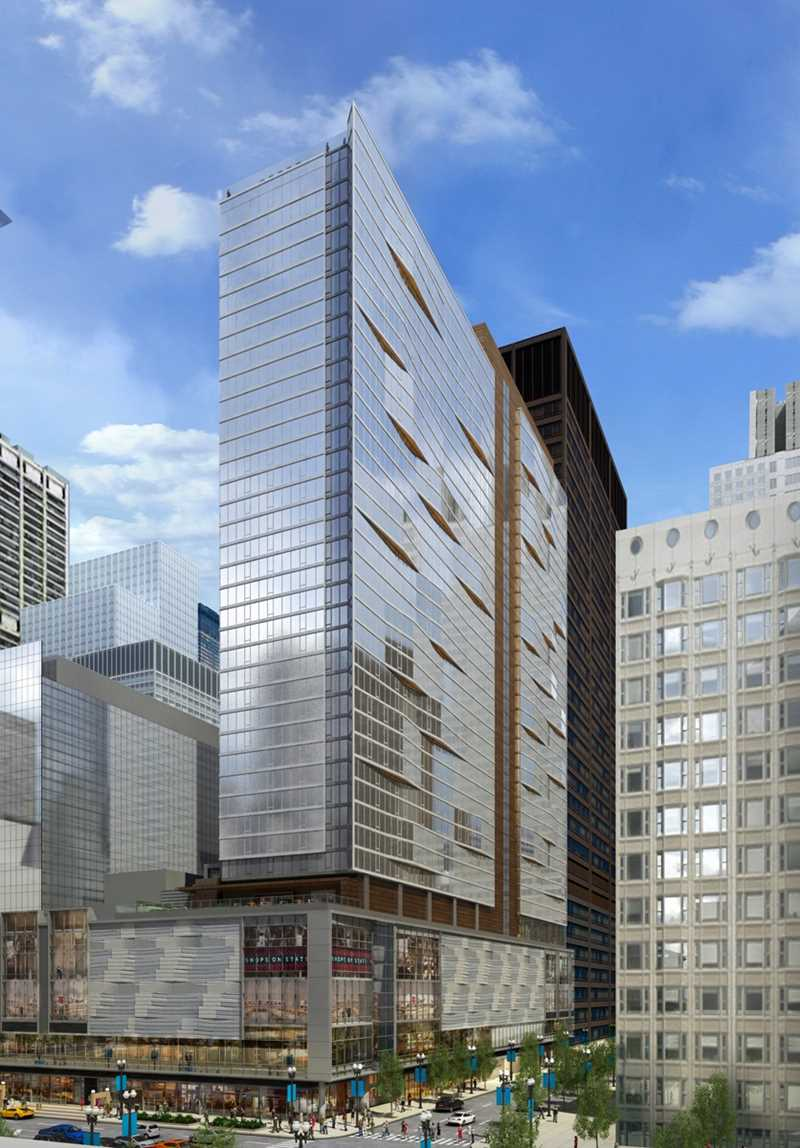 Will the North Loop absorb all the new apartments?