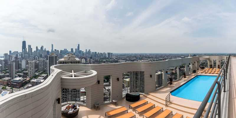 Eugenie Terrace, Chicago