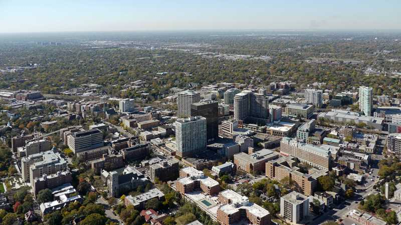 Evanston apartments – YoChicago's list and reviews