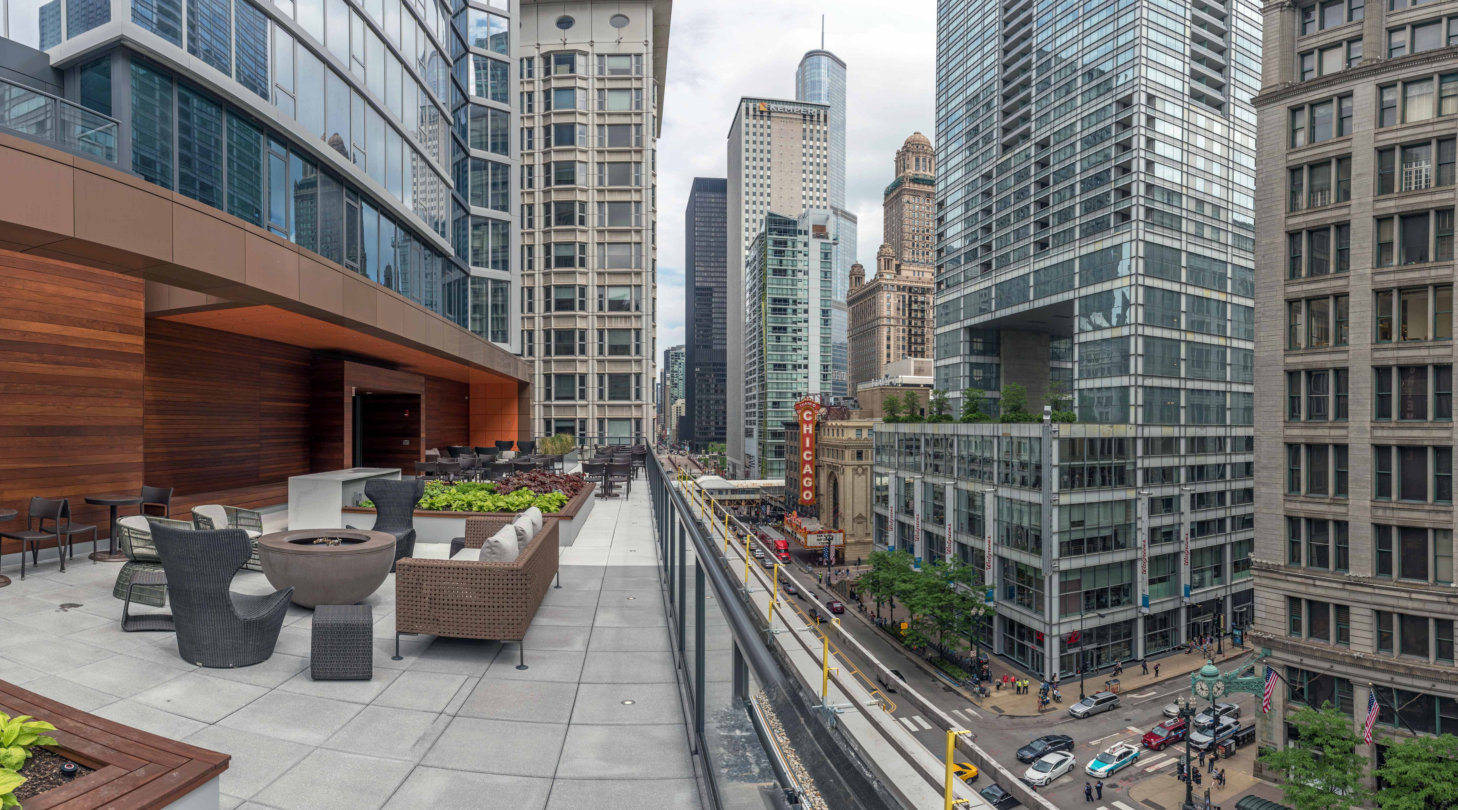 The Loop S Marquee At Block 37 Apartments Are Move In
