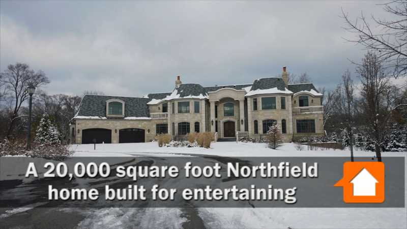 A $5.25M Northfield home built in 2013 and completed in 2010