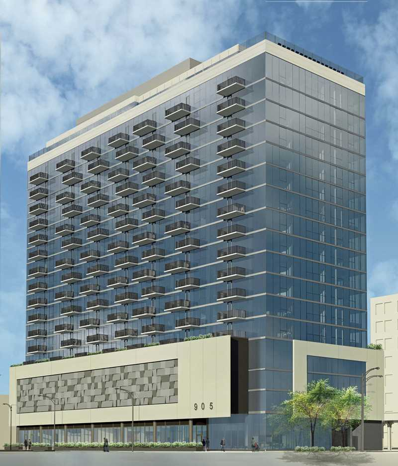 Niche 905 apartments, 905 N Orleans St, River North