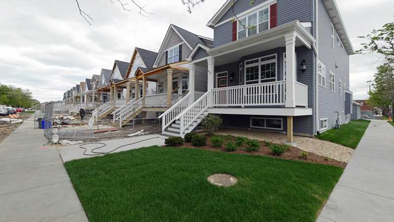 Buy the last of 19 new homes at Lexington Place 2 in Bridgeport