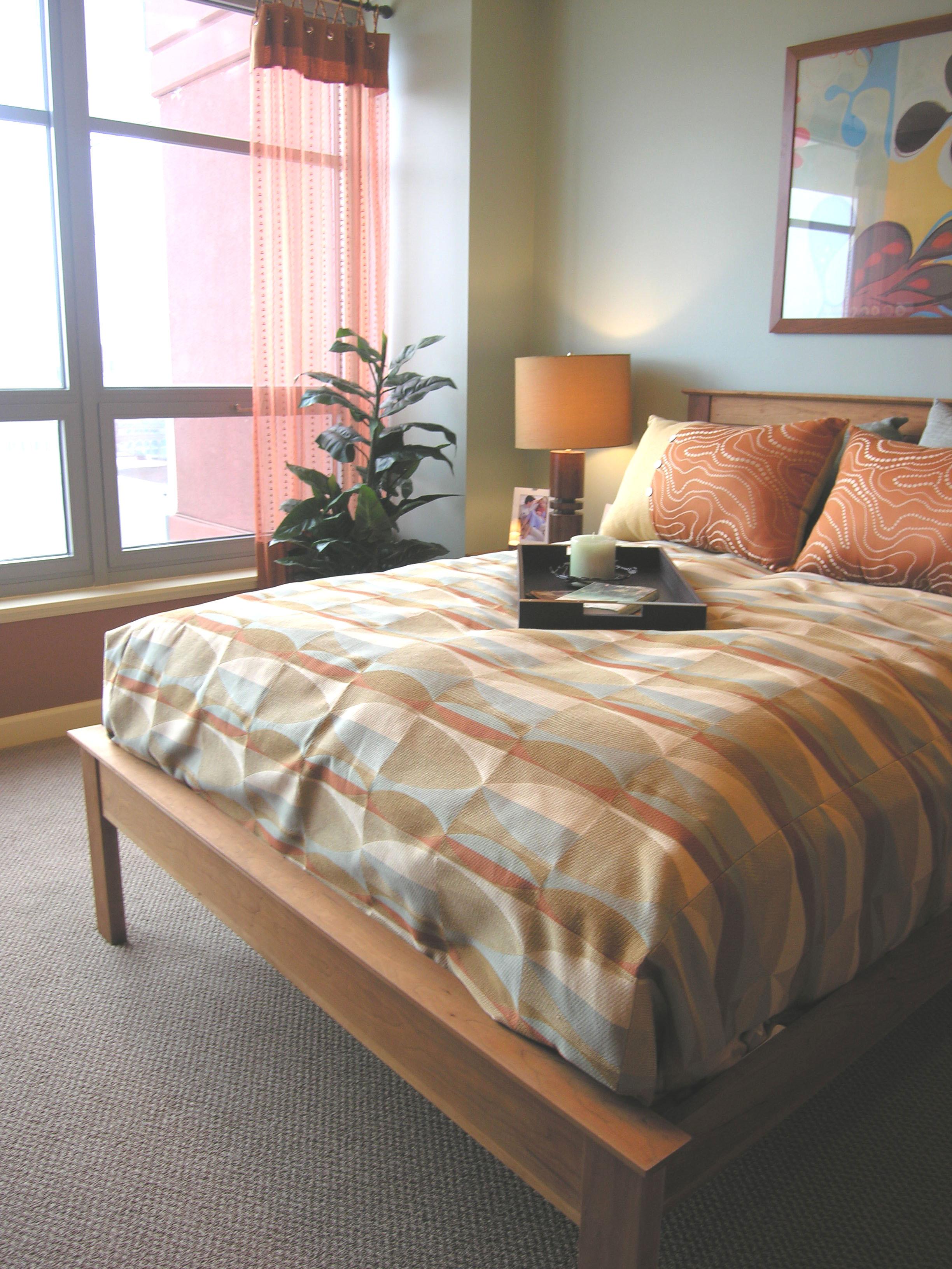 Prairie Pointe bedroom