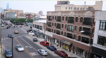 4 condos left at The Shops and Residences of Wicker Park