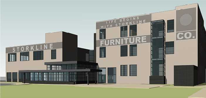 Affordable loft apartments planned for South Lawndale