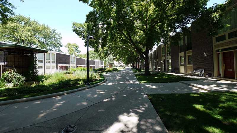 Sandburg Village Townhomes, Chicago IL