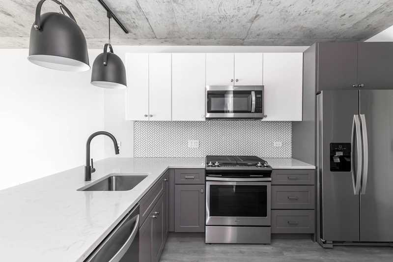 Smart home technology at Marlowe, River North's newest apartments