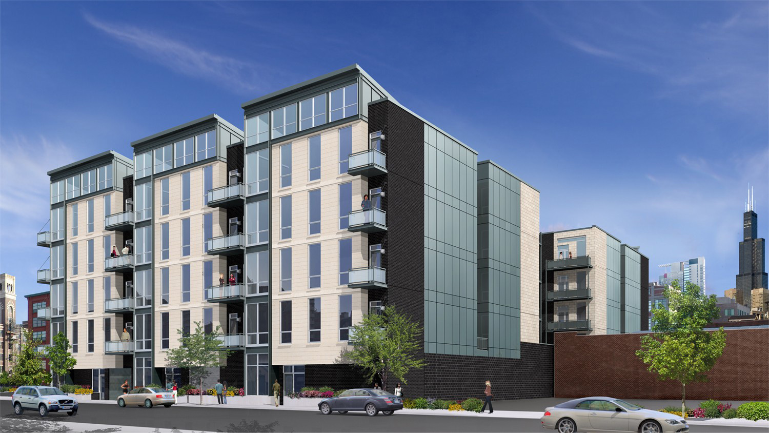 Brixton Group's C/A 23 adds high-end option to West Loop