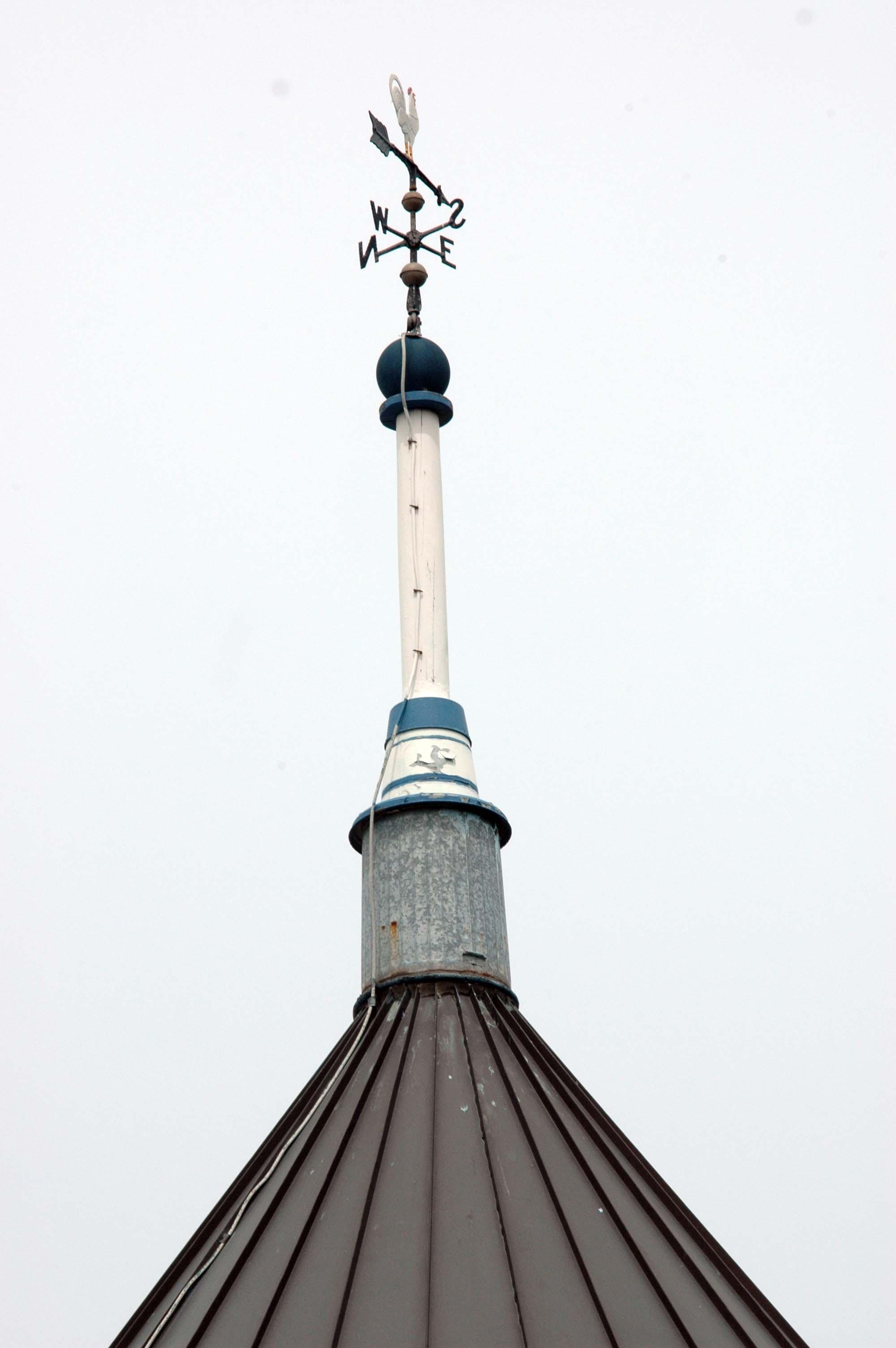 Name the nabe of the wacky weathervane