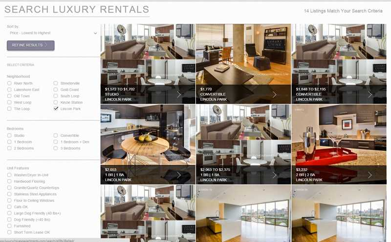 Rental services will steer you wrong on Lincoln Park apartments