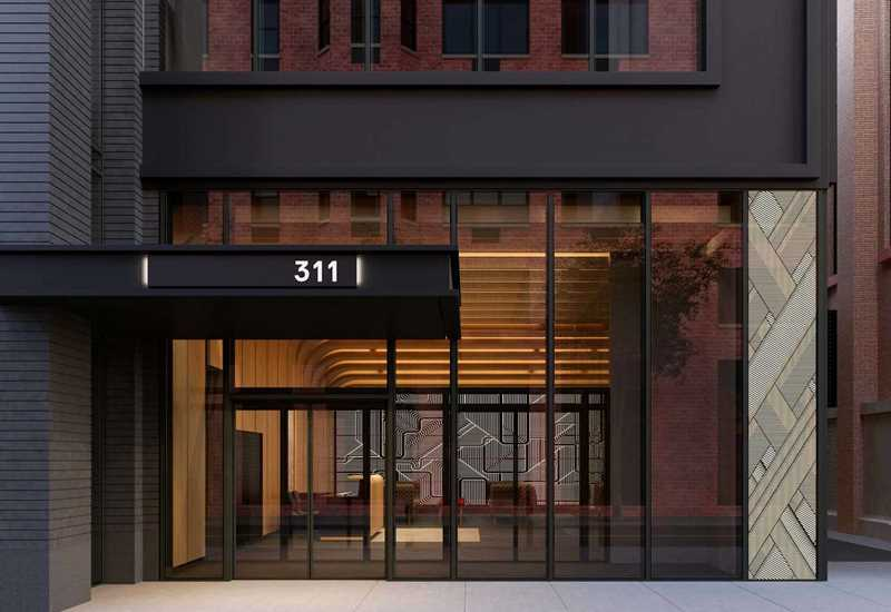 Exciting, trend-setting new River North apartments at 3Eleven