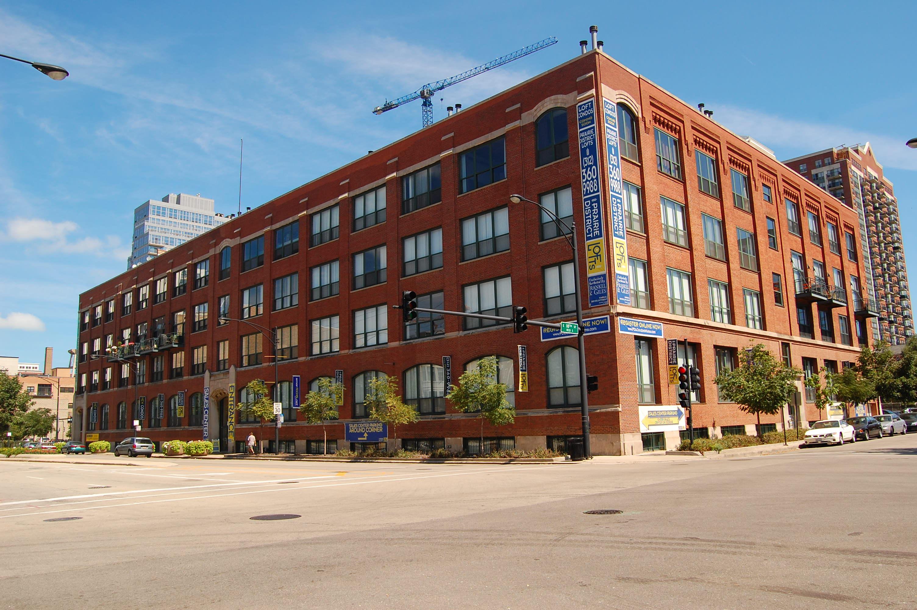 Sales update: Prairie District Lofts