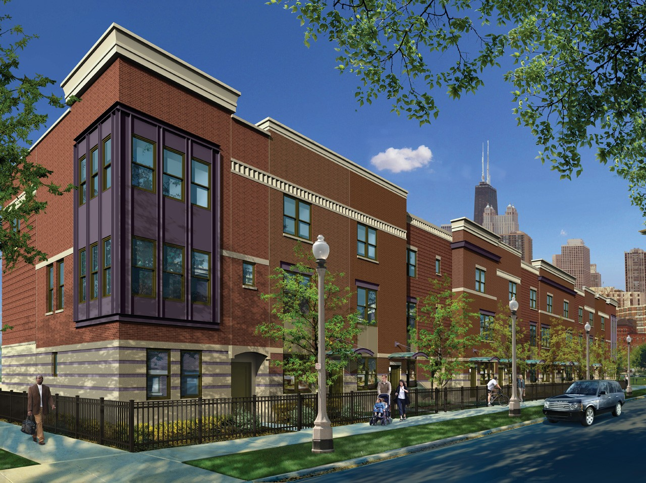 Parkside of Old Town builds new Near North community