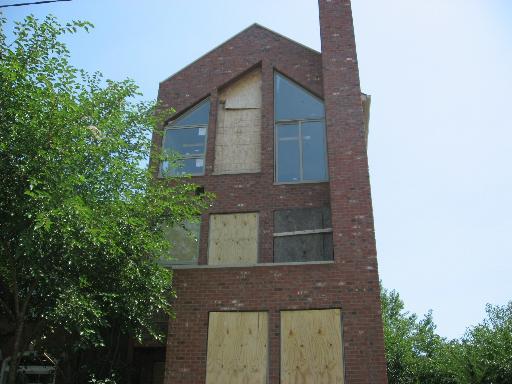 Board-up bonanza: At $149,900, why not buy the whole three-flat?