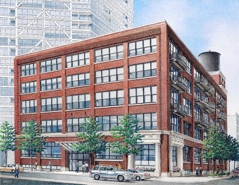 Changes coming to Park Kingsbury Lofts