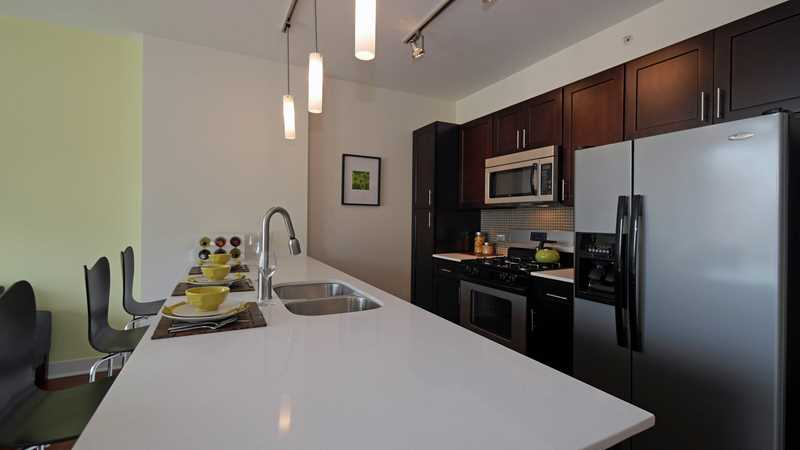City living at its best at 1225 Old Town apartments