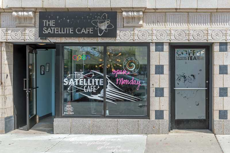 The Satellite Café on Montrose, Chicago
