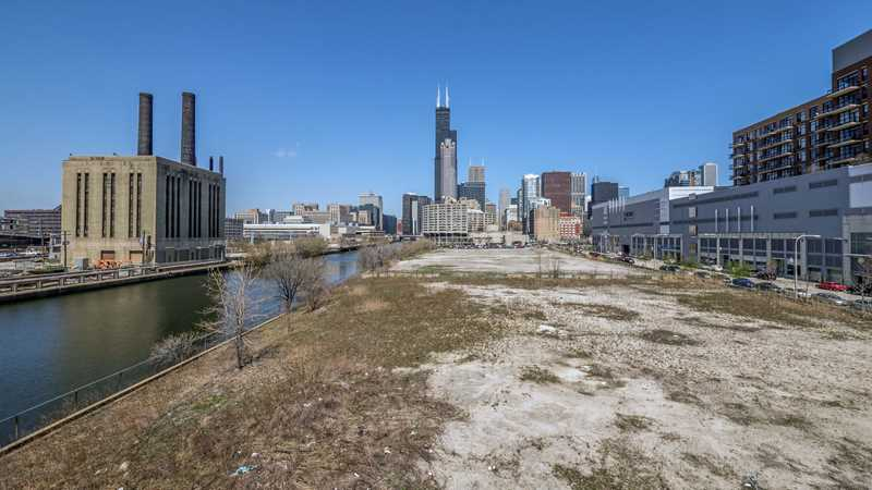 South Loop development is rapidly heating up