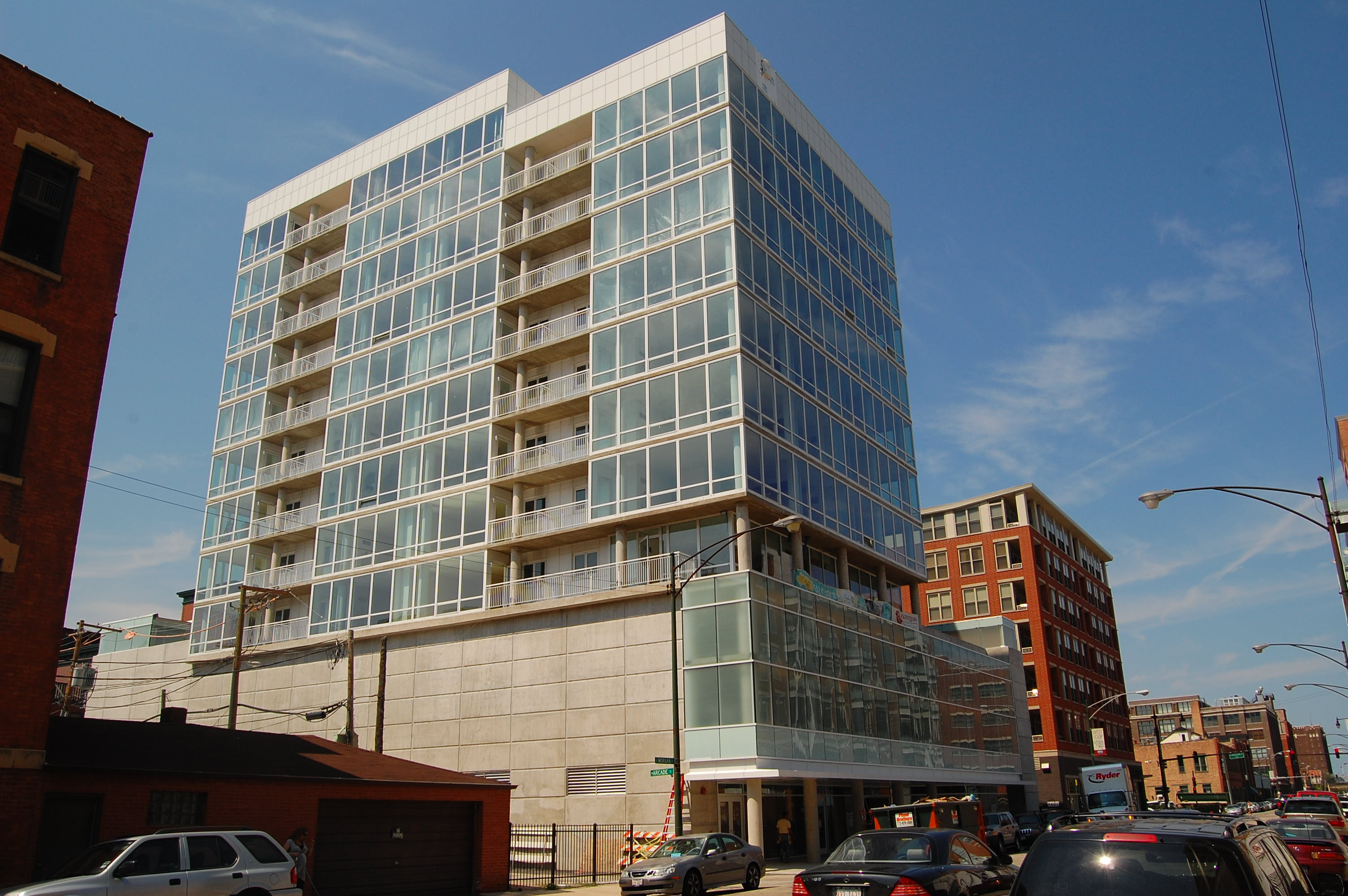 West Loop's Pure now almost purely rental