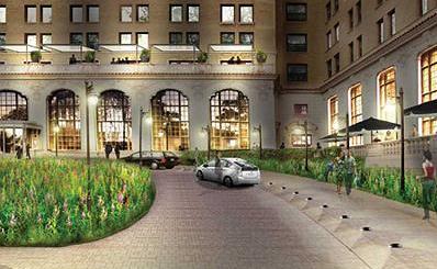 Rentals proposed for Hyde Park's Shoreland Hotel