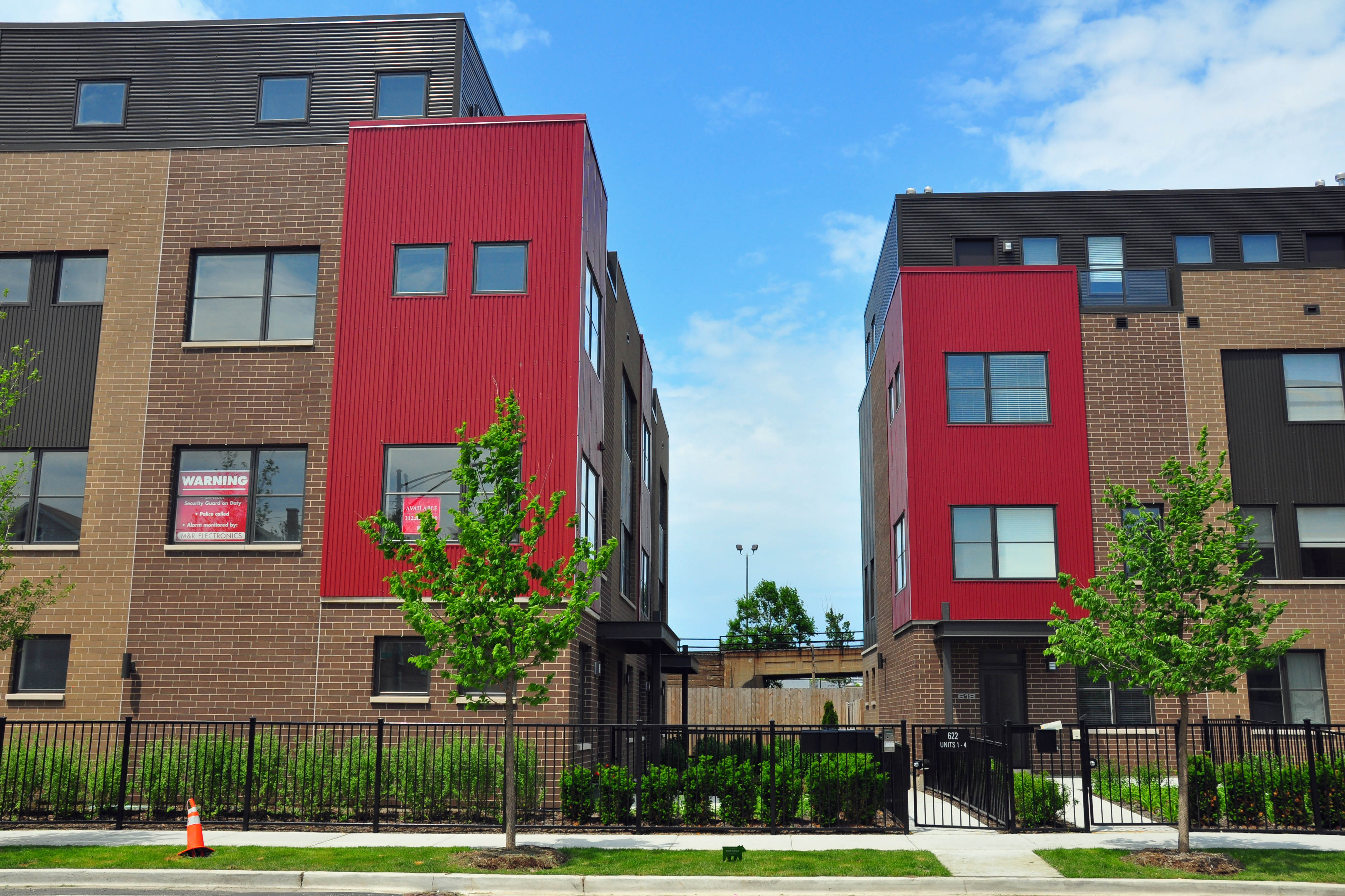 Belgravia reduces prices of four Union Row townhomes by as much as $80,000