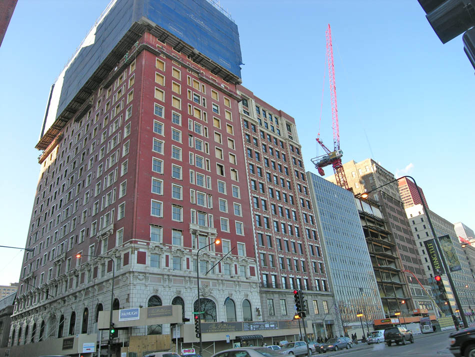 Coming soon to South Loop: new Blackstone hotel