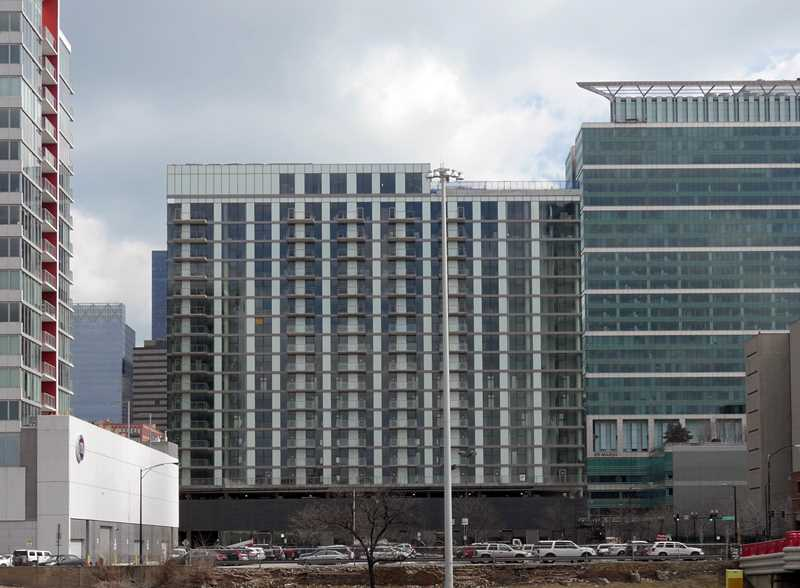 Catalyst 50% leased with no free rent concessions