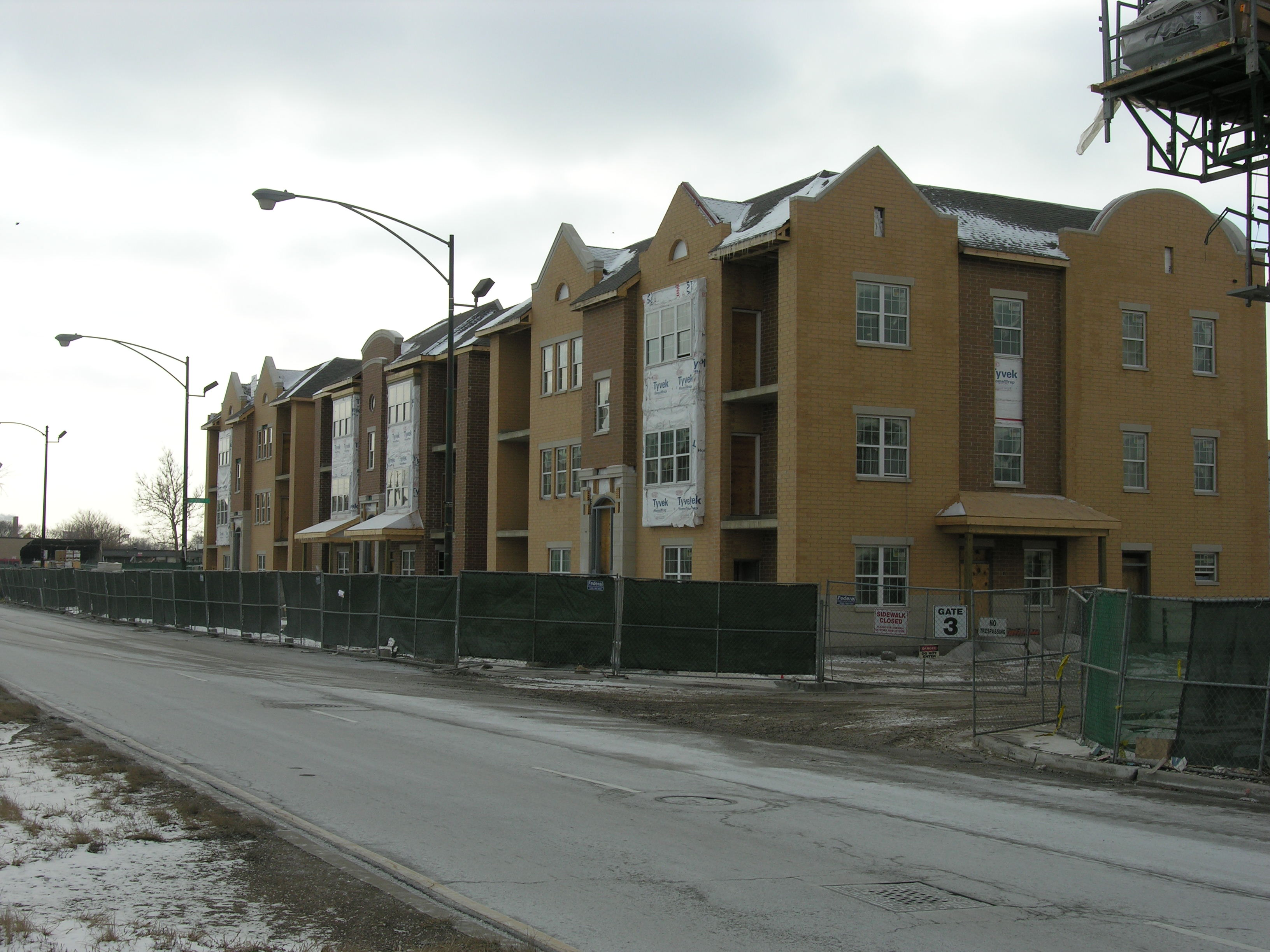 First phase at Park Boulevard 50 percent sold
