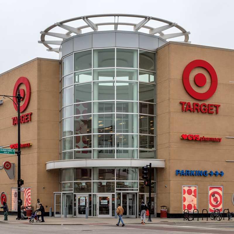 Uptown Target, Chicago