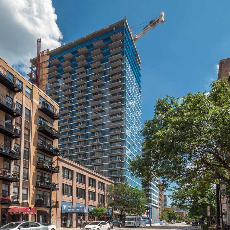 1333 Wabash apartments, 1333 S Wabash Ave, South Loop