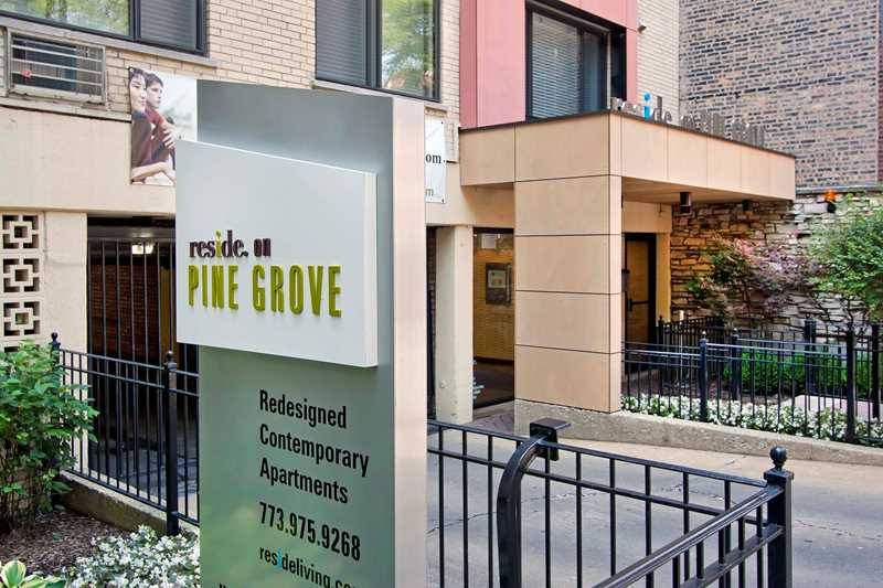 Reside on Pine Grove apartments, 3610 N Pine Grove, Lakeview East