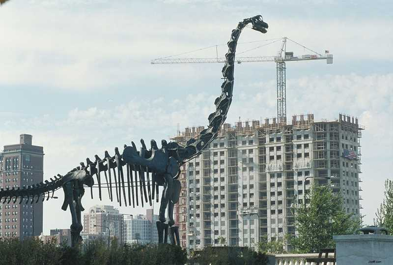 Chicago Field Museum dinosaur