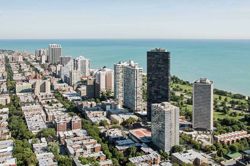 What's up with Edgewater's Park Tower condominium?