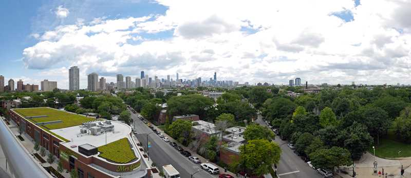 The shockingly good views from Webster Square