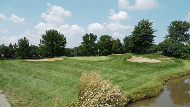 Arlington Lakes Golf Course, Arlington Heights IL