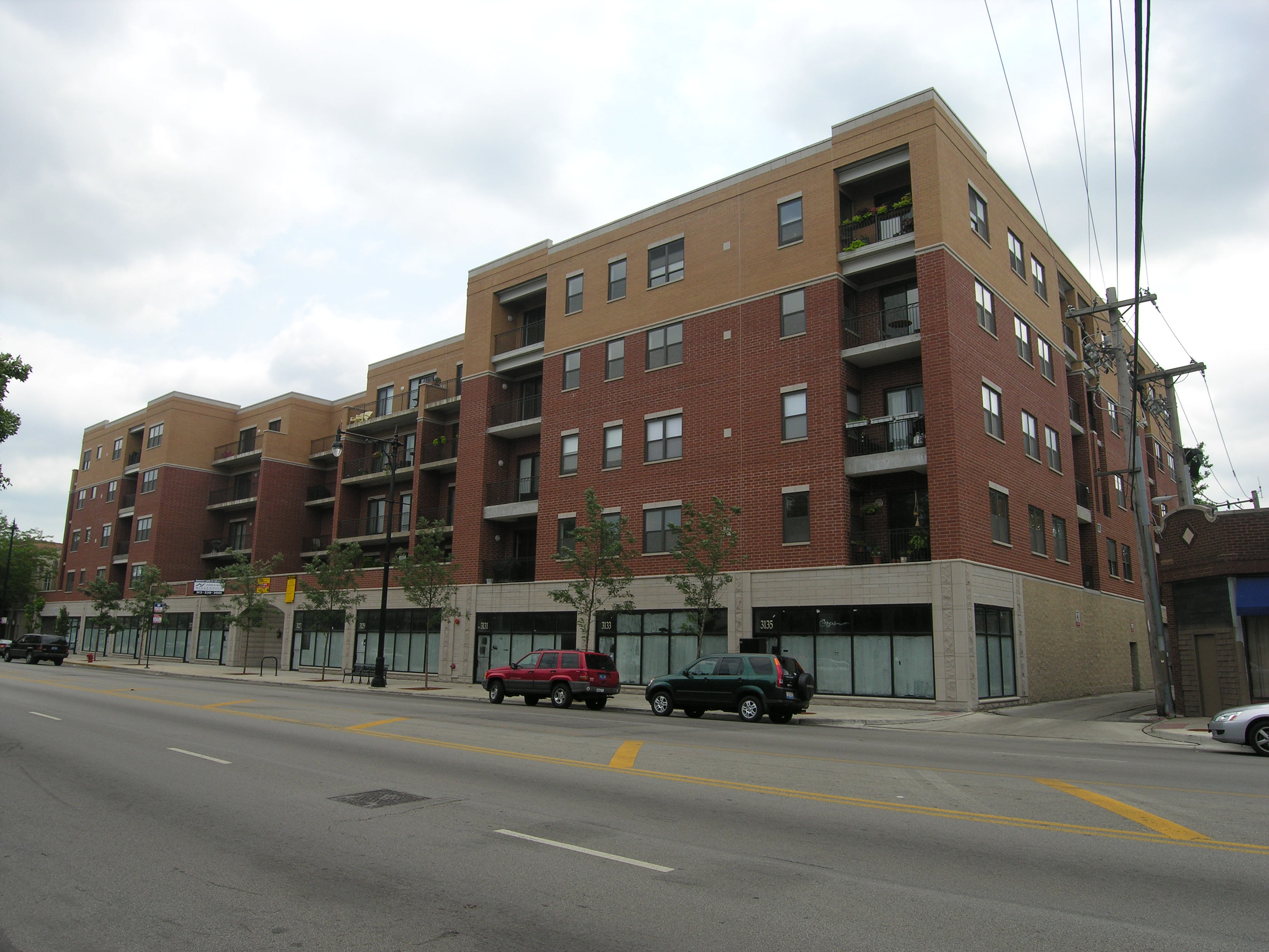 Developer closeout at Logan View Condominiums