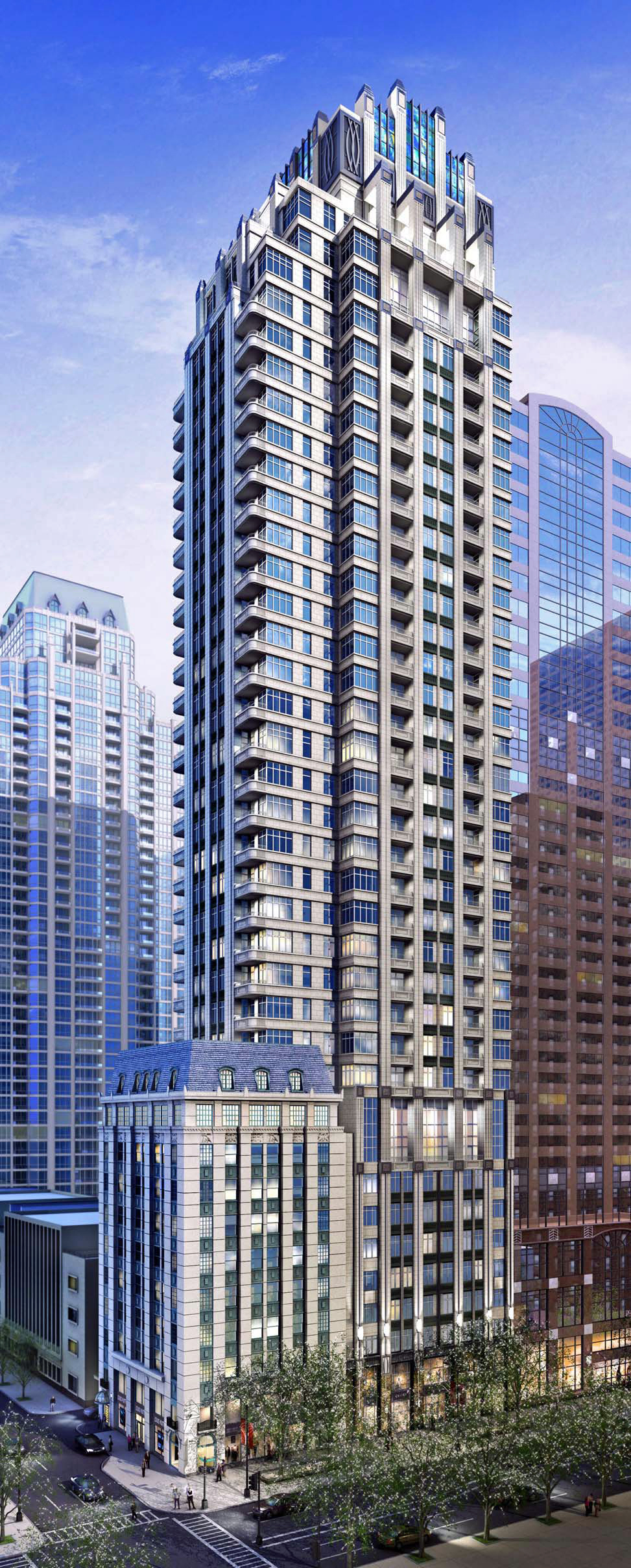 Ritz-Carlton Residences near halfway point in sales
