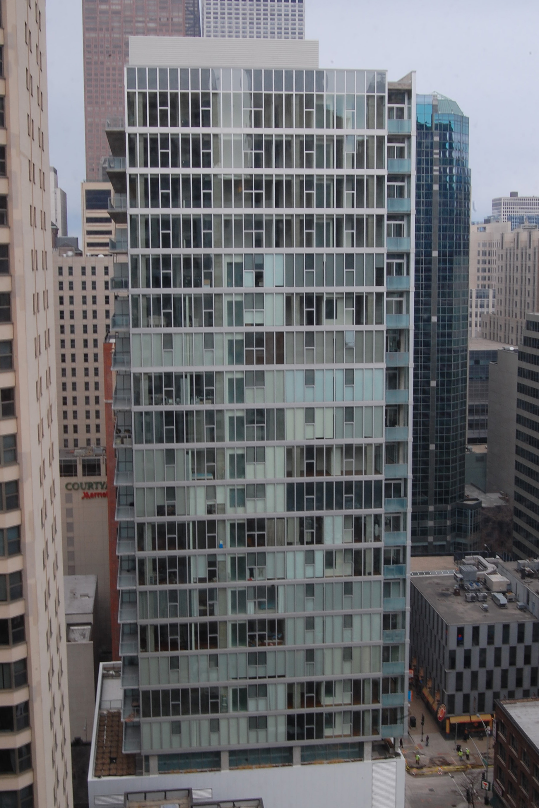 Penthouses getting price cuts at 550 St Clair