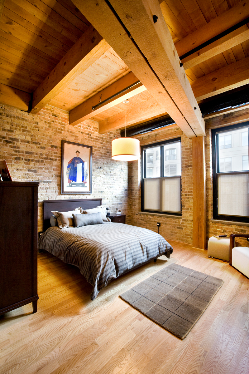 Let the sun shine in: 154 Lofts on West Hubbard
